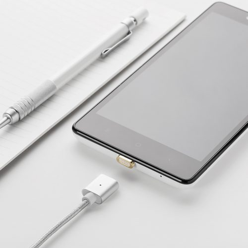 Braided-Magnetic-Type-C-Micro-USB-Charger-Cable-Android-Universal-For-Samsung-LG-G5-V20-Huawei